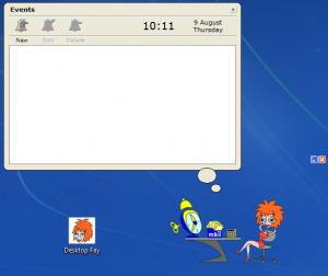 Enlarge Desktop Fay Screenshot