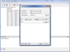 Enlarge Graphviz Screenshot