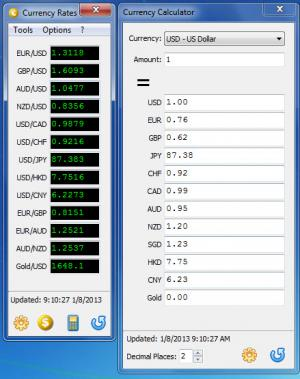 Enlarge Easy Currencies Screenshot