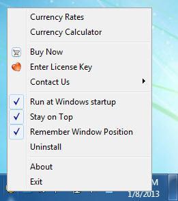 Enlarge Easy Currencies Screenshot