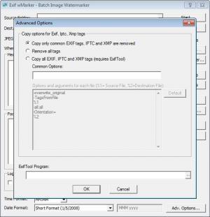 Enlarge Exif wMarker Screenshot