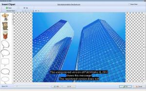 Enlarge FotoWorks Screenshot