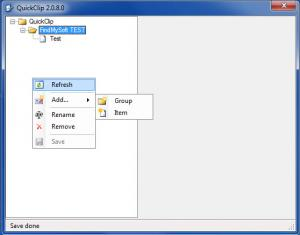 Enlarge QuickClip Screenshot