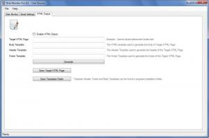 Enlarge Disk Monitor Pro Screenshot