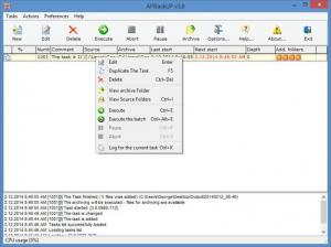 Enlarge APBackUp Screenshot