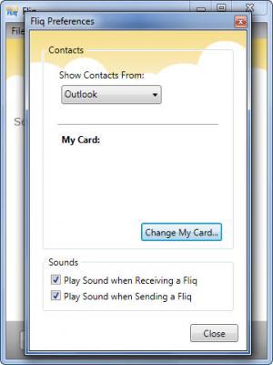 Enlarge Fliq Screenshot