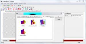 Enlarge CoverFactory Screenshot