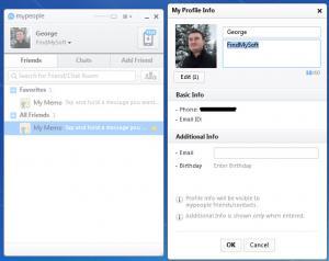 Enlarge mypeople Screenshot