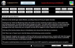 Enlarge QuickCrypto Screenshot