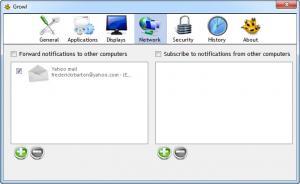 Enlarge Growl for Windows Screenshot