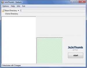 Enlarge JoJoThumb Screenshot