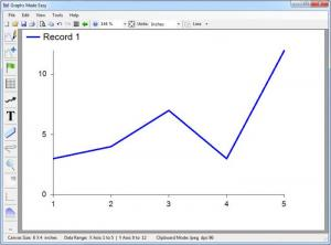 Enlarge Graphs Made Easy Screenshot