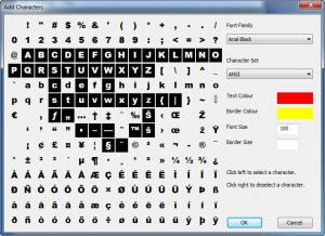 Enlarge Alphabix Screenshot