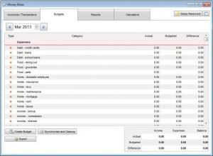 Enlarge Money Blues Screenshot