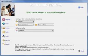 Enlarge Brindys GEDEX Screenshot