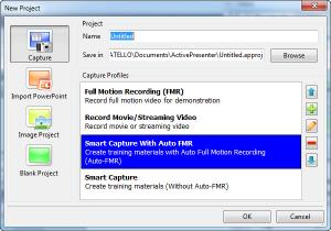 Enlarge ActivePresenter Screenshot
