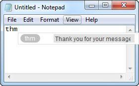 Enlarge Rocket Typing Screenshot