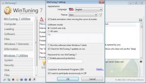 Enlarge WinTuning 7 Screenshot