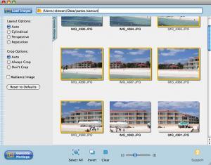 Enlarge i2k Quickage Screenshot