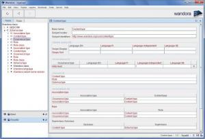 Enlarge Wandora Screenshot