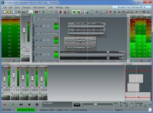Enlarge n-Track Studio Screenshot