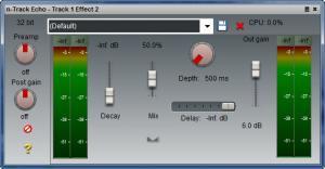 Enlarge n-Track Studio Screenshot