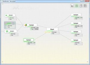 Enlarge MindDecider Screenshot