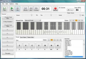 Enlarge Little Piano Screenshot