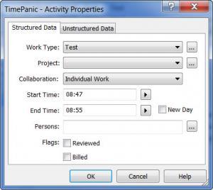 Enlarge TimePanic FE Screenshot