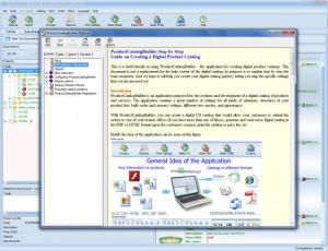 Enlarge Product Catalog Builder Screenshot