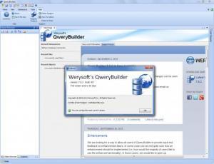 Enlarge QweryBuilder Screenshot