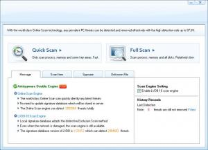 Enlarge SpyDig Screenshot