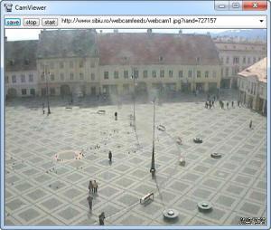 Enlarge CamViewer Screenshot