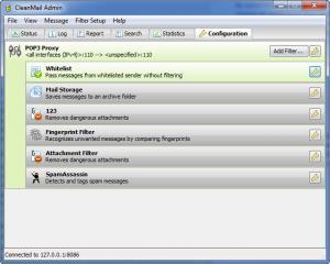 Enlarge CleanMail Screenshot