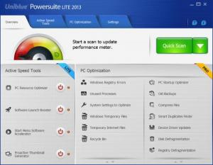 Enlarge PowerSuite Screenshot
