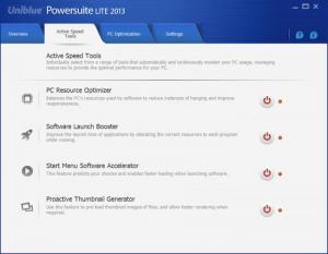 Enlarge PowerSuite Screenshot