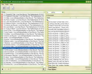 Enlarge Advanced Mp3 Sorter Screenshot
