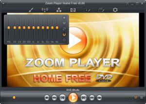 Enlarge Zoom Player Free Screenshot