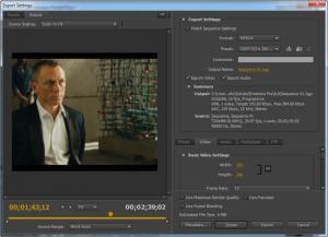 Enlarge Adobe Premiere Screenshot