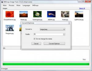 Enlarge Image Tools Screenshot