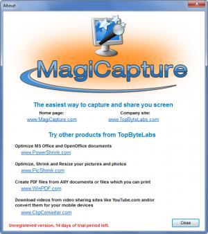 Enlarge MagiCapture Screenshot