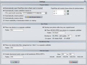 Enlarge FlashPipe Screenshot