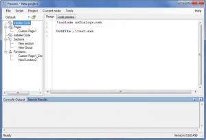 Enlarge Pavonis Screenshot