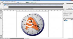Enlarge SWiSH Screenshot