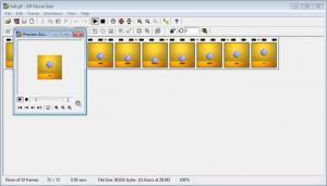 Enlarge GIF Movie Gear Screenshot