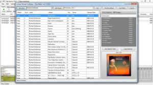 Enlarge MP3 Tag Express Screenshot