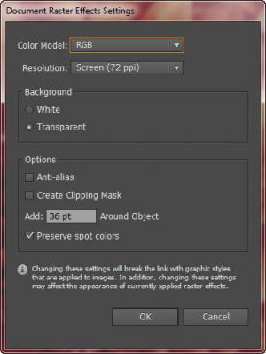 Enlarge Adobe Illustrator Screenshot
