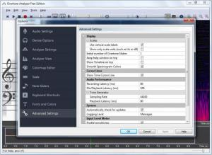 Enlarge Overtone Analyzer Screenshot