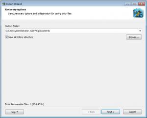 Enlarge HDD Mechanic Screenshot