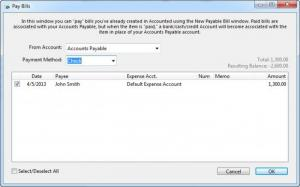 Enlarge Accounted Screenshot